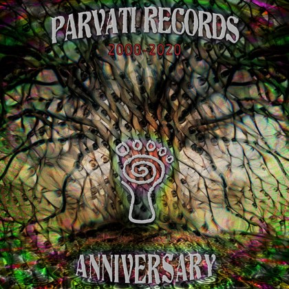 Parvati Records - .Various - Parvati Records 20th Anniversary (2000-2020)