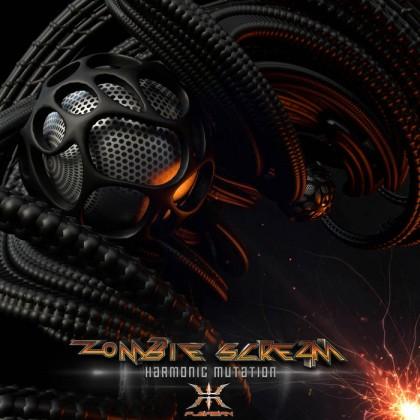 Pleiadian Records - ZOMBIE SCREAM - Harmonic Mutation
