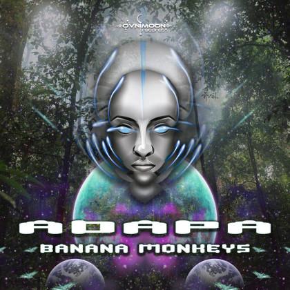 Ovnimoon Records - ADAPA - Banana Monkeys