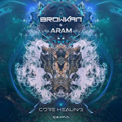 Rizoma Records - BROWKAN, ARAM - Core Healing