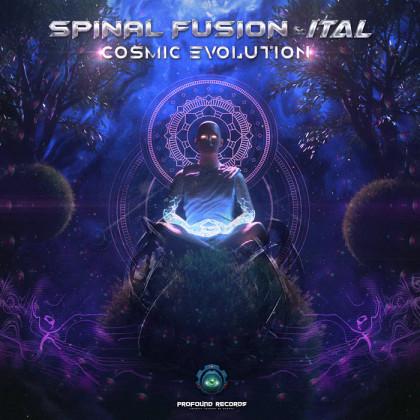 Profound Records - SPINAL FUSION, ITAL - Cosmic Evolution