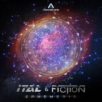Transcape Records - ITAL, FICTION - Ephemeris
