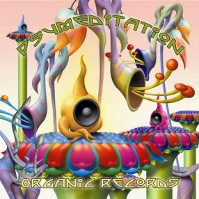 Organic Records - .Various - Psymeditation