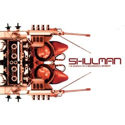 Aleph Zero Records - SHULMAN - In Search of a Meaningful Moment