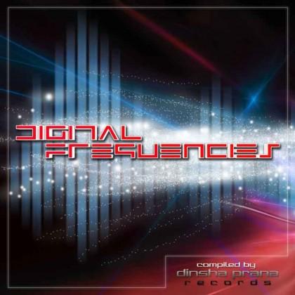 Dinsha Prana Rercords - .Various - Digital Frequencies