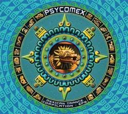 AP Records - .Various - psycomex ep part 2