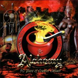 Arkadia Productions - .Various - alchemy 30 years of counter culture