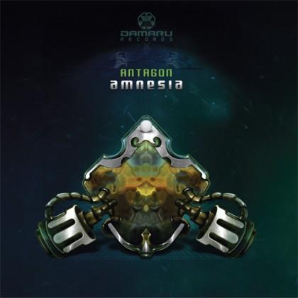 Damaru Records - ANTAGON - Amnesia