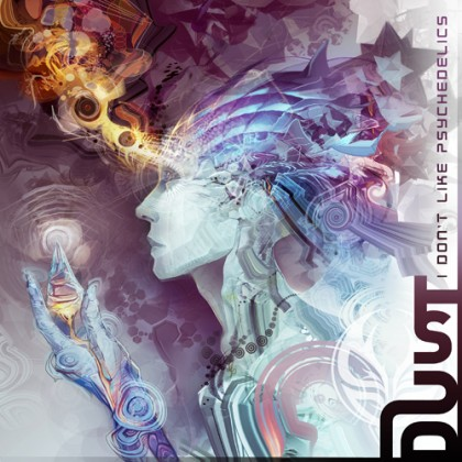 Looney Moon Records - DUST - I Don't Like Psychedelics