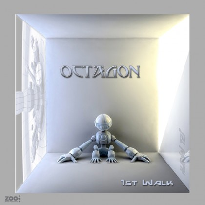 Zoo Music - OCTAGON - 1st Walk - Digital EP
