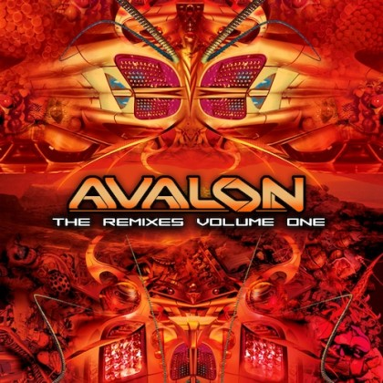 Nano Records - AVALON - The Remixes Volume One
