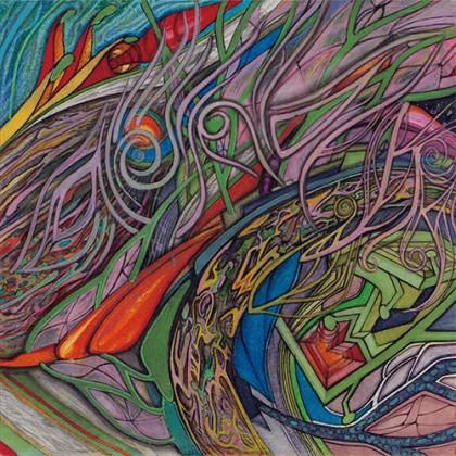 Mental Sauce Records - .Various - Rainbow Circle