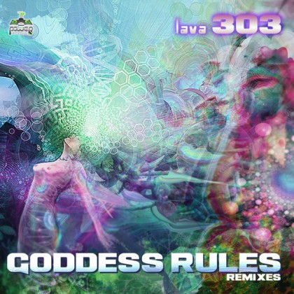 Power House - LAVA 303 - Goddess Rules Remixes