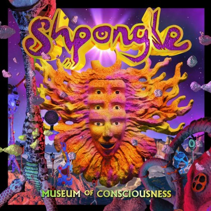 Twisted Records - SHPONGLE - Museum Of Consciousness