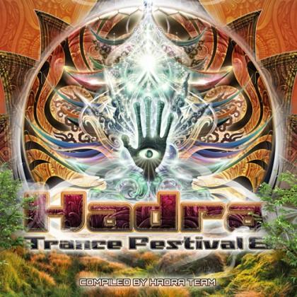 Hadra Records - .Various - Hadra Trance Festival 8