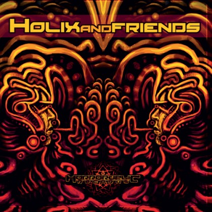 Horrordelic Records - .Various - Holix & Friends