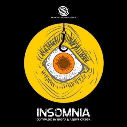 Human Technologies Records - .Various - Insomnia