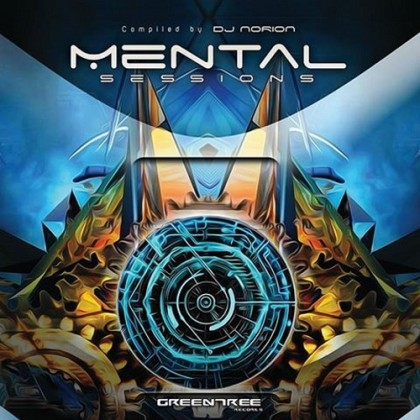 GreenTree Records - .Various - Mental Sessions
