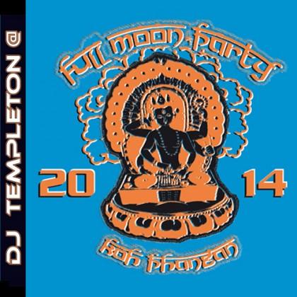 World Service Records - .Various - Dj Templeton @ Full Moon Party 2014 Megamix