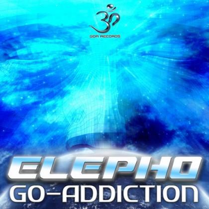 Goa Records - ELEPHO - Go-addiction (goaep131)