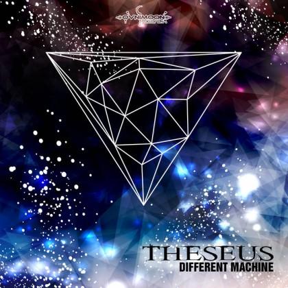 Ovnimoon Records - THESEUS - Different Machine (ovniep171)