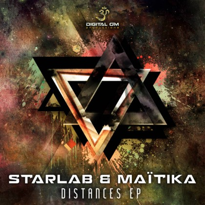 Digital Om - STARLAB & MAITIKA - Distances
