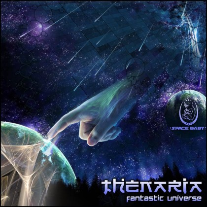 Space Baby Records - THENARIA - Fantastic Universe