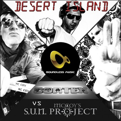 Boundless Music - CORTEX, MCCOYS SUN PROJECT - Desert Island