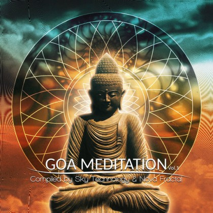 Timewarp Records - .Various - Goa Meditation Vol 1