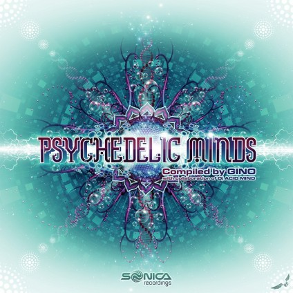 Sonica Recordings - .Various - Psychedelic Minds