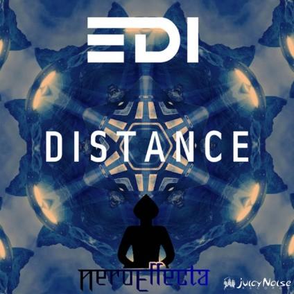 Juicy Noise Records - EDI & NERO EFFECT - Distance