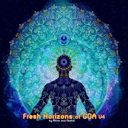Goa Records - .Various - Fresh Horizons of Goa vol. 4