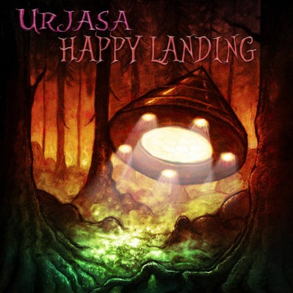 Hypnotica Records - URJASA - Happy Landing