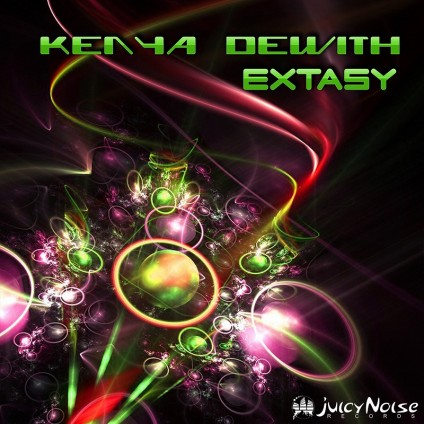 Juicy Noise Records - KENYA DEWITH - Extasy