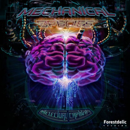 Forestdelic Records - MECHANICAL SPECIES - Intellectual Captivity