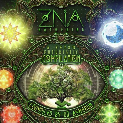 Dance N Dust Records - .Various - ZNA Gathering