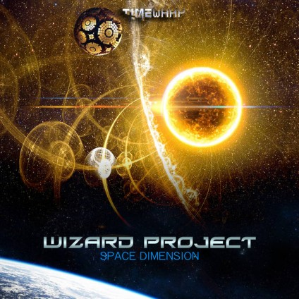 Timewarp Records - WIZARD PROJECT - Space Dimension