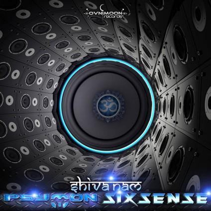 Ovnimoon Records - PSYMON, SIXSENSE - Shive Nam
