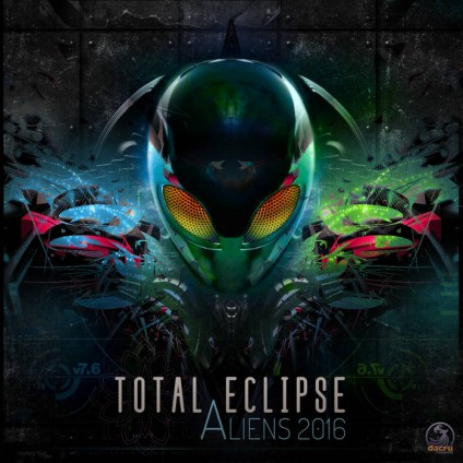 Dacru Records - TOTAL ECLIPSE - Aliens 2016