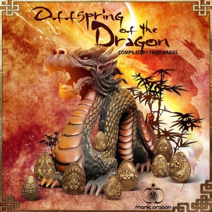 Manic Dragon - .Various - Offspring of the dragon