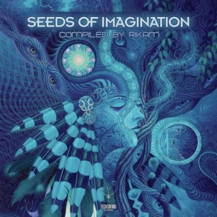 TechSafari Records - .Various - Seeds Of Imagination