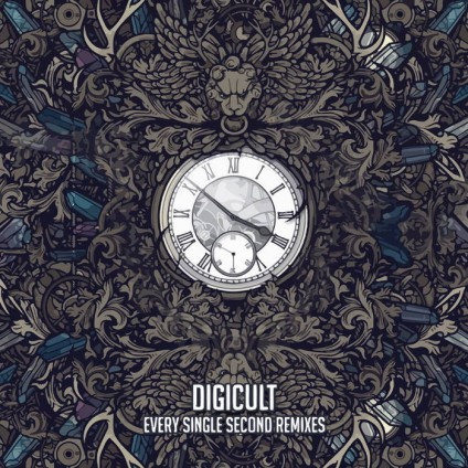 Dacru Records - DIGICULT - Every Single Second Remixes