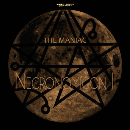Timewarp Records - THE MANIAC - Necronomicon II