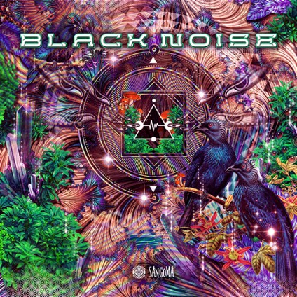 Sangoma Records - BLACK NOISE - Black Noise