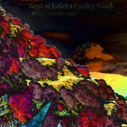 L25 Entertainment - MONKEE WONKEY - West of Kalahari going South Part II Into the valleys