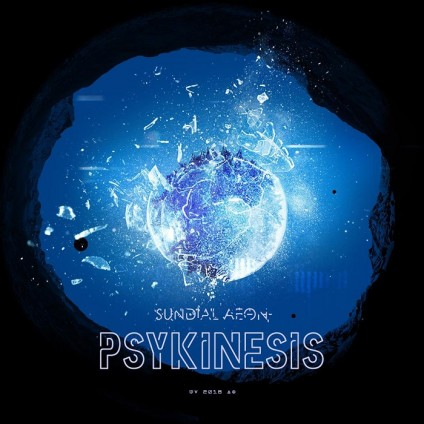 Impact Studio Records - SUNDIAL AEON - Psykinesis