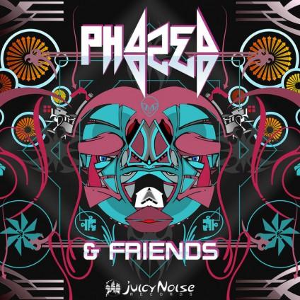 Juicy Noise Records - PHAZED - Phazed & Friends