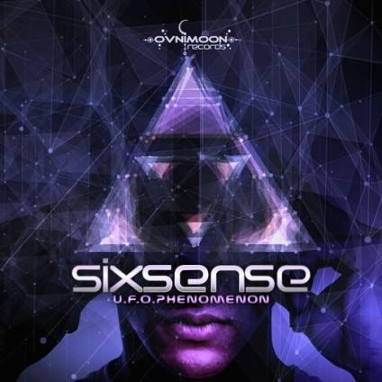 Ovnimoon Records - SIXSENSE - U.F.O. Phenomenon