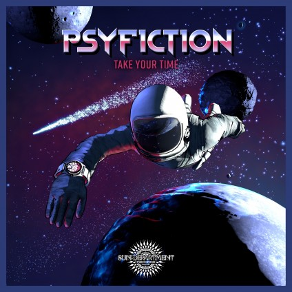 Sun Department Records - PSYFICTION - Take Your Time