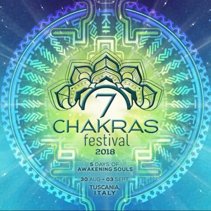 Believe Lab - .Various - 7 Chakras Festival 2018 The Soundtrack